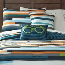 Green And Blue Duvet Covers Modern Bedding For Men Allmodern
