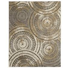 ideas gray and beige area rug home decorators collection spiral
