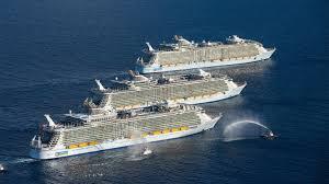 royal carribean hurricanes cost royal caribbean 55m but q3 profit still rises