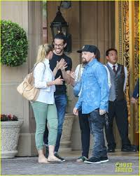 How To Look Happy by Cameron Diaz U0026 Benji Madden Look So Happy On Double Date Photo