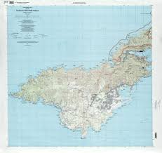 Topographical Map Of Usa by