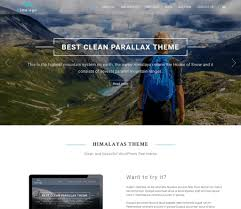 Best Designed Blog 17 Best Free Business Wordpress Themes For 2017