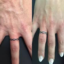 50 matching wedding ring tattoos on finger 2018 page 5 of 5