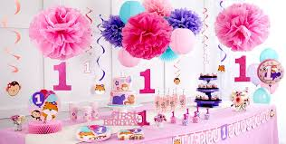 cing birthday party pink one is 1st birthday party supplies jungle birthday