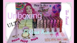 Ulta Human Hair Extensions by Ulta Haul Kandee Johnson Collection Unboxing Youtube