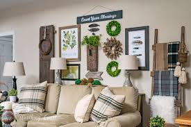 Welcome Winter  Adding Cozy To My Family Room Worthing Court - Family room photo gallery