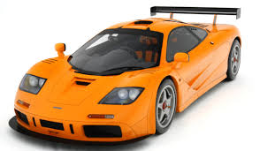 orange mclaren interior mclaren f1 lm 1995 scale model cars