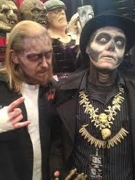 Voodoo Queen Halloween Costume Baron Samedi Klapouch Voodoo Priest Witch Doctor Shaman
