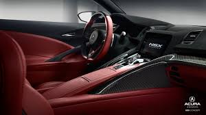 Acura Sports Car Price 2017 Acura Nsx Type R Is In The Works