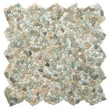 pebble tiles tile bath and shops