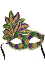 beautiful mardi gras masks paper mache masks mardi gras domino
