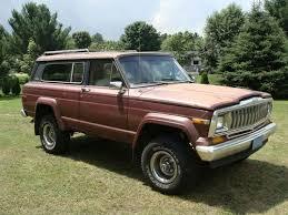 jeep cherokee toy find used custom lifted 1981 jeep cherokee chief 4x4 2 door 360 v8