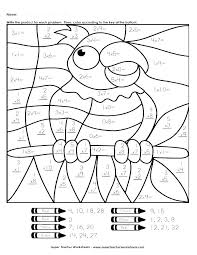 coloring pages for math math fact coloring sheets literaturachevere org