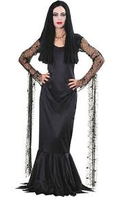 Wednesday Addams Halloween Costumes Addams Family Wednesday Costume Party