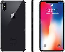 Iphone X Iphone X 64gb Space Grey Mobile Phone Alzashop