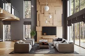 unique living room designs for a contemporary home