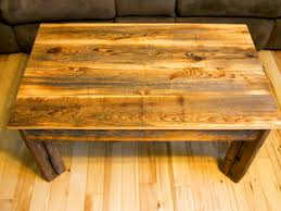 Barn Board Coffee Table Gallery U2014 Dalton Rustic
