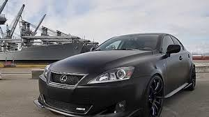 lexus 2010 is350 matte black lexus is350 youtube