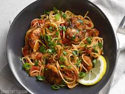 Dinner Ideas With Shrimp And Pasta Blackened Shrimp Pasta Budget Bytes