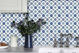 Kitchen Backsplash Wallpaper by 13 Removable Kitchen Backsplash Ideas