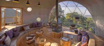 Geodesic Dome House The Highlands Ngorongoro Crater Tanzania Asilia Africa