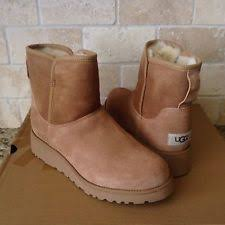womens ugg boots size 12 ugg australia zip sheepskin boots for ebay