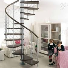 indoor spiral staircase fabulous galvanized steel u shape stairs