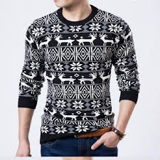 sweater deer sweater and pullovers oversized