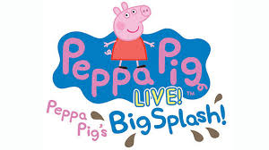 peppa pig live peppa pig u0027s big splash official mayo