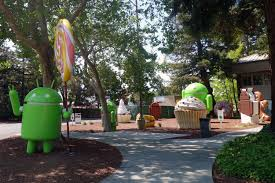 android statues android lawn statue park a tour of a list