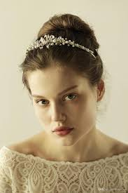bridal headbands silver bridal headbands 2018 new hot sale hairbands for