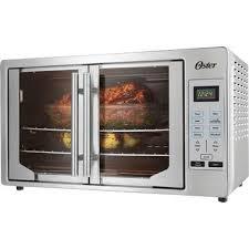 Oster 6 Slice Digital Toaster Oven Oster Tssttvfddg Digital French Door Oven Brandsmart Usa