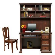Bush Desk With Hutch by Writing Desk Bookshelf Combo Decorative Desk Decoration