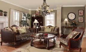 wood trim sofa italian leather new design sofa furniture with wood trim a26 buy