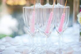 Pink Cocktails For Baby Shower - kara u0027s party ideas gold blush bow themed baby shower kara u0027s
