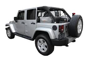 grey jeep wrangler 4 door rightline gear 4x4 side storage roll bar bags in gray for 07 18