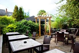 Harrows Outdoor Furniture by The Castle Fuller U0027s Pub And Restaurant In Harrow