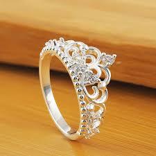 crown rings jewelry images Susenstone princess queen crown ring design wedding crystal jpg