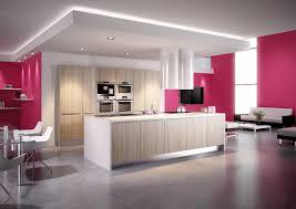cuisine bois flotté cuisine modèle cottage en stratifié décor bois cuisine