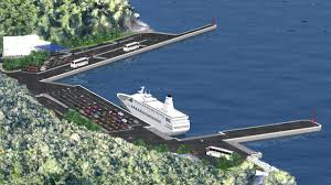 croatian island of kor ula to see half new year in croatia week photo new 10 million port for kor ula island design presented