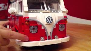 volkswagen models van lego vw camper van steerable lego 10220 plus 2 other models