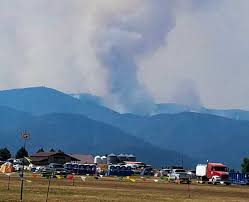 Wild Fires In Montana Right Now by More Evacuations Ordered For The Sunrise Fire In Western Montana