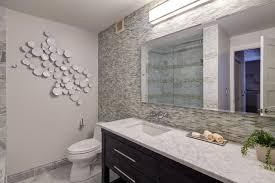 bathroom cool bathroom accent wall tiles modern red bathroom