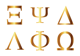 letters in greek alphabet ideas greek letter vinyl car decal