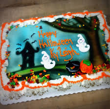 Halloween Cake Decorating Pictures Halloween Sheet Cake U2013 Festival Collections