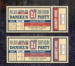 Movie Ticket Wedding Invitations Ticket Invitation Template 55 Free Psd Vector Eps Ai Format