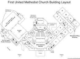 United Center Floor Plan Floor Plan Fumc Saline