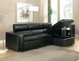 Black Sectional Sleeper Sofa Sectional Sofa Sleeper Fetchmobile Co