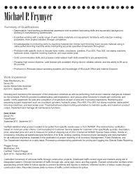 Photography Skills Resume Cover Letter Sample Photography Resume Sample Photographer Resume