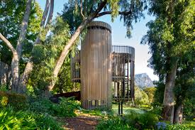Real Treehouse Gallery Of Tree House Malan Vorster Architecture Interior Design 2